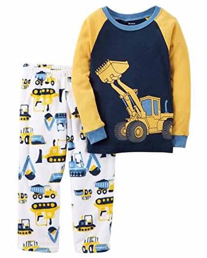 13ac5d6e5 Amazon.com  Carter s Boys  2 Pc Fleece 347g168  Clothing