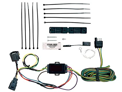 amazon com blue ox bx88285 ez light wiring harness kit for jeep rh amazon com