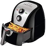 Secura Air Fryer XL 5.3 Quart 1700-Watt Electric Hot Air Fryers Oven Oil Free Nonstick Cooker w/Additional Accessories, Recip