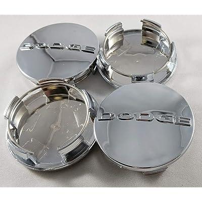 DBGVentures New Set of 4 Center Wheel Rim Hub Caps fit Avenger, Dart, Charger: Automotive