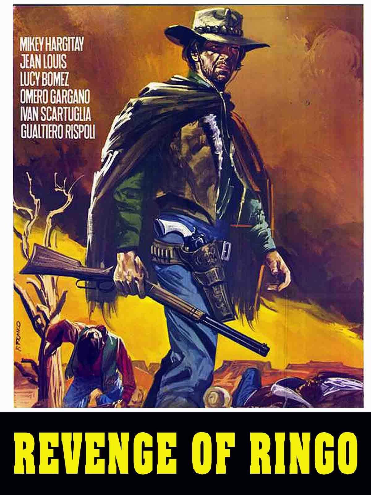 The Revenge of Ringo on Amazon Prime Video UK