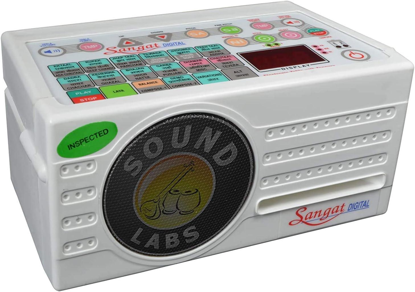 With Tabla 5 in 1 Dholak /& Duff THANKSGIVING-30 Digital Electronic Tanpura PDI-DBF Bag,Tambura