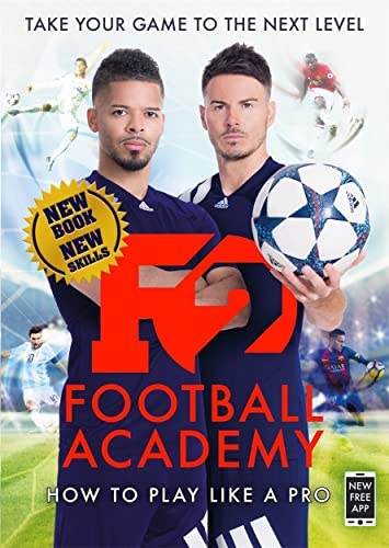 F2: Football Academy: New book; new skills!