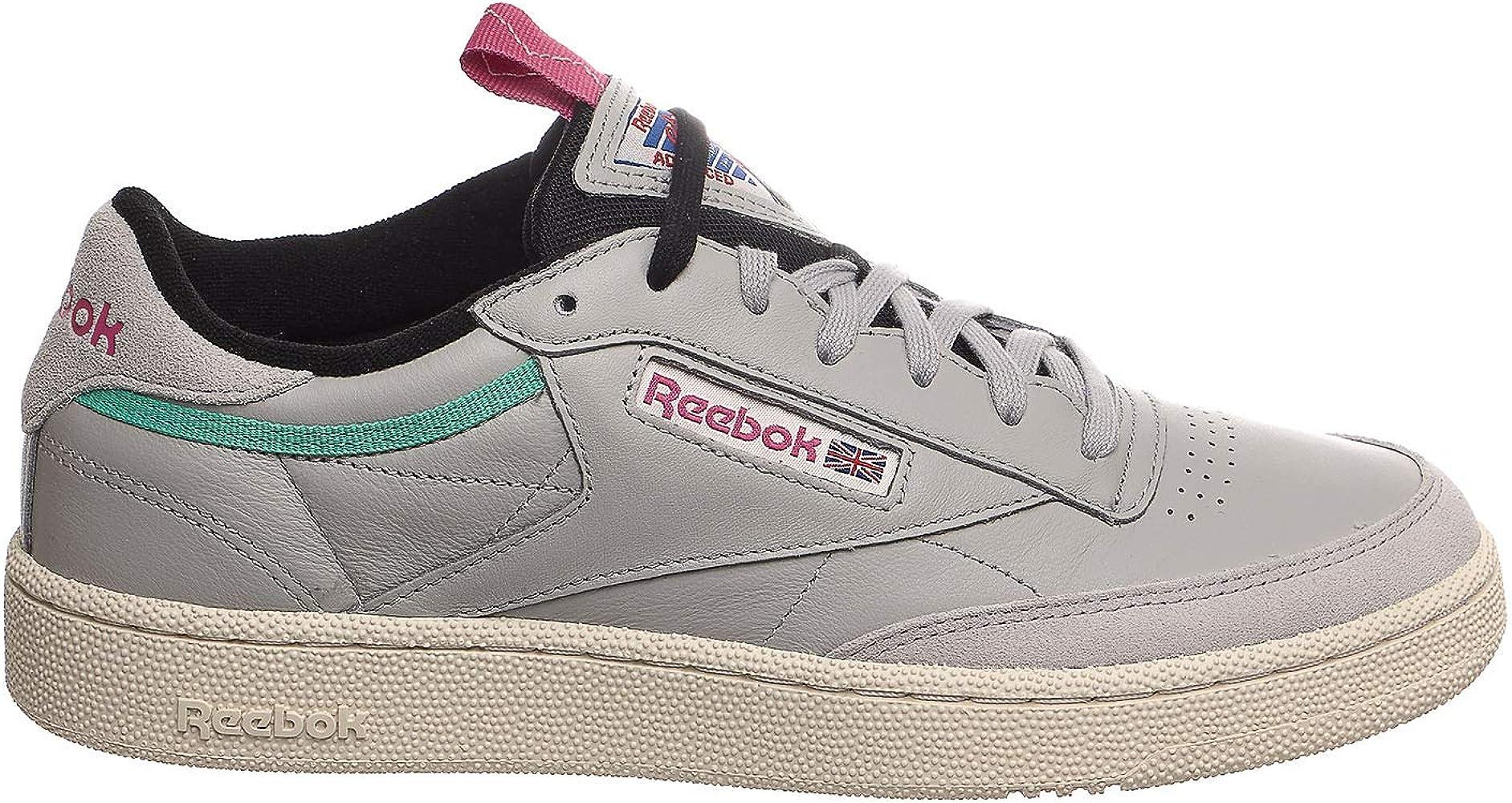 Reebok Club C 85 Rad Grey Size: 10 UK