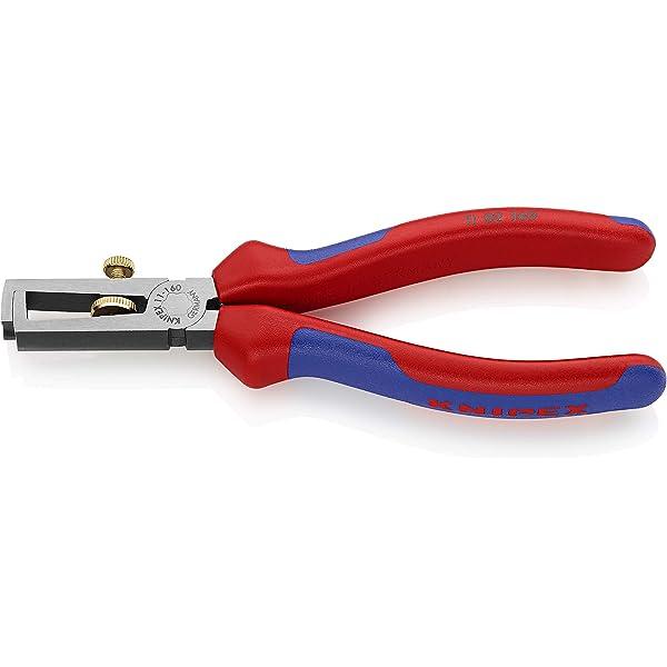 acero cromo vanadio herramienta profesional cuchillas dobles con resorte funci/ón de cortador de alambre SPEEDWOX 4 Mini alicates de corte de punta micro cortadores de precisi/ón