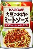 カゴメ 大豆のお肉のミートソース 295g×4個