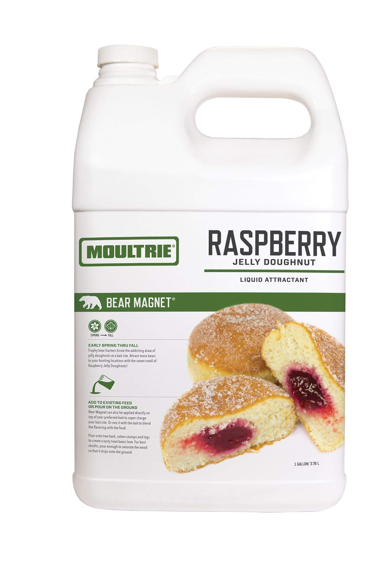 Moultrie Bear Magnet Attractant - Raspberry Jelly Doughnut by Moultrie