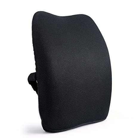 Orthopedic Memory Foam Lumbar Back Support Cushion Pillow for Lower Back Pain?Perfect for recliner  sc 1 st  Amazon.com & Amazon.com: Orthopedic Memory Foam Lumbar Back Support Cushion ... islam-shia.org