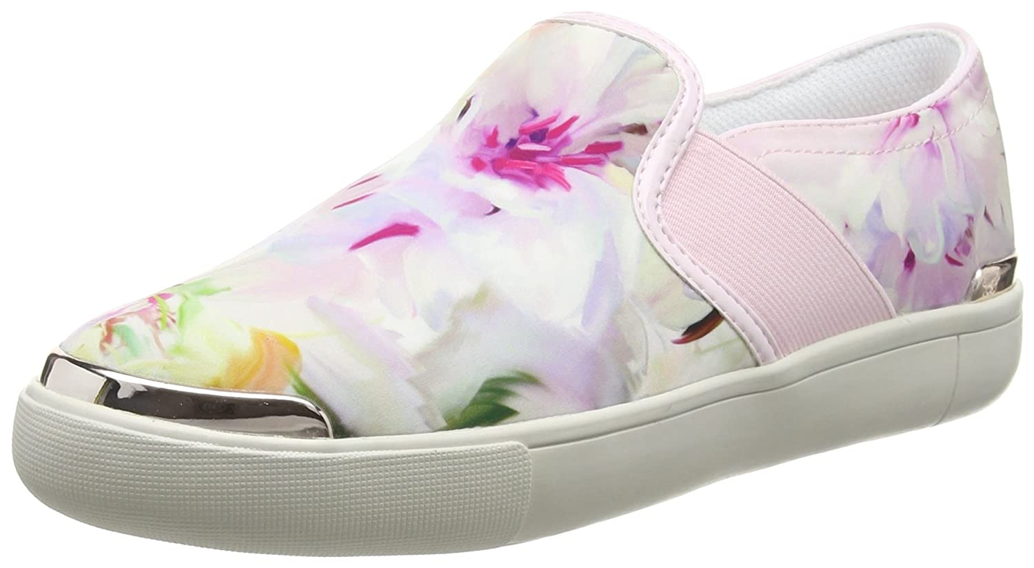Ted Baker Laulei, B071YX9416 Baskets Basses Femme Multicolore Femme - Multicolor Ted (Hanging Gardens) 2a3c9f2 - latesttechnology.space