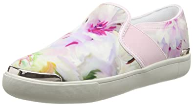 Ted Boulanger Laulei, Zapatillas Mujer, Multicolore (jardins Suspendus), 40 Eu