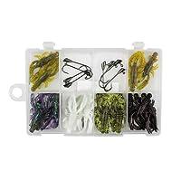 Leland señuelos rodillera para trucha 28-piezas Kit