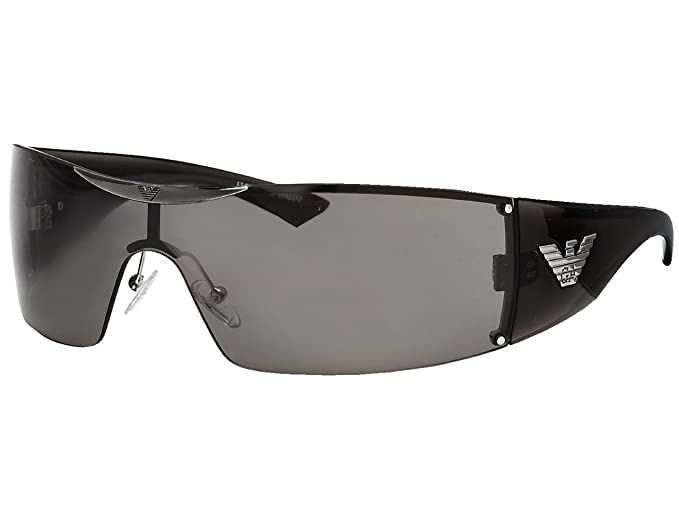 Emporio Armani - Gafas de sol EA 9423 BKS/ON: Amazon.es ...
