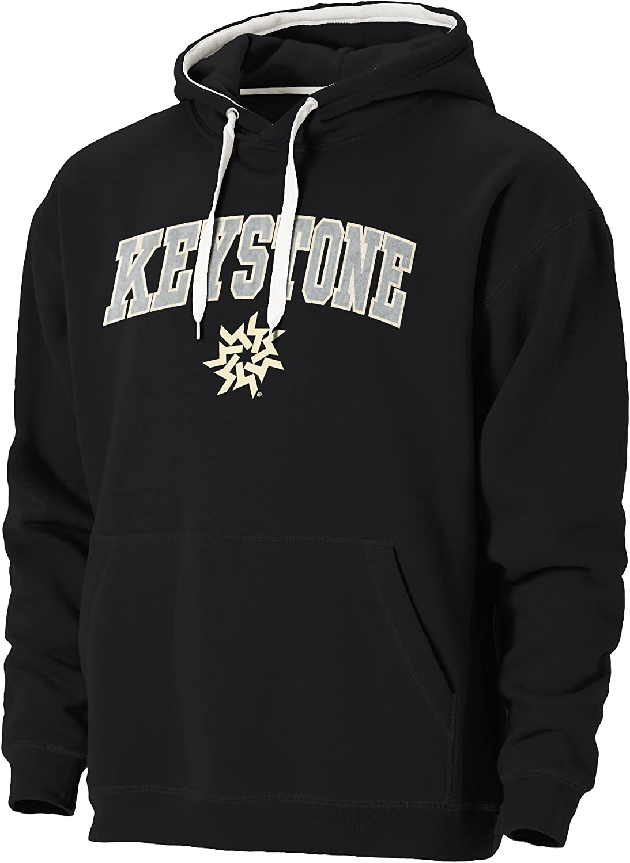 Ouray Sportswear Mens Keystone Resort Peerless Redux Hoodie