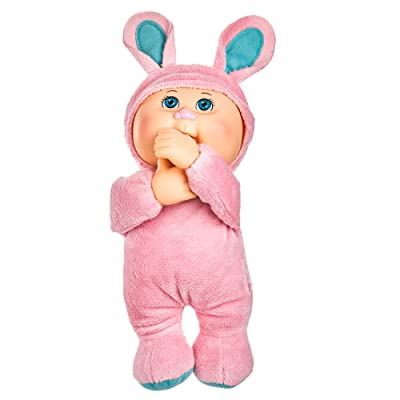Cabbage Patch Kids Cuties Ava Bunny 9 Inch Soft Body Baby Doll - Garden Party Collection: Toys & Games