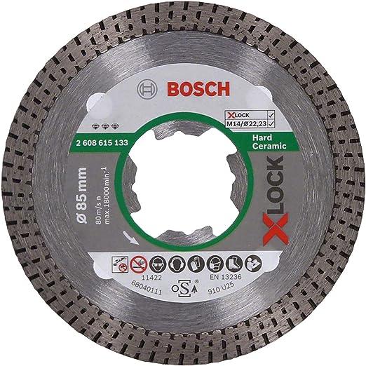 Alésage 10 mm ø 85 mm Disque diamant pour mini-scie