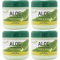 Premium ansikts- och kroppskräm Aloe Vera 300 ml Tabaibaloe x 4 enheter