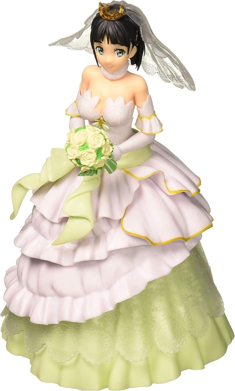 Wedding Ver. Code Register Sinon Figure Statue Banpresto EXQ Sword Art Online