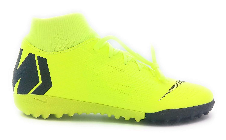 Nike Superfly 6 Academy TF Volt schwarz Neongelb schwarz