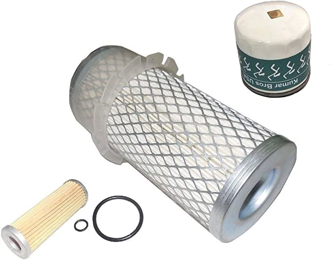 New Kubota Filter KIT AIR//FUEL//OIL B1700D B1700E