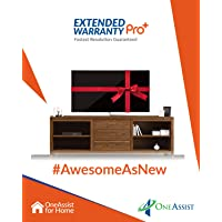 OneAssist 1 Year Extended Warranty for TVs Between Rs 5,000 to Rs 20,000