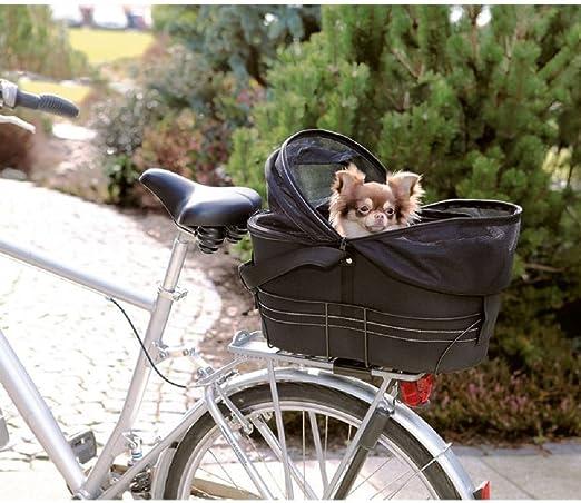 PaylesswithSS Cesta de bicicleta montada en la parte trasera ...