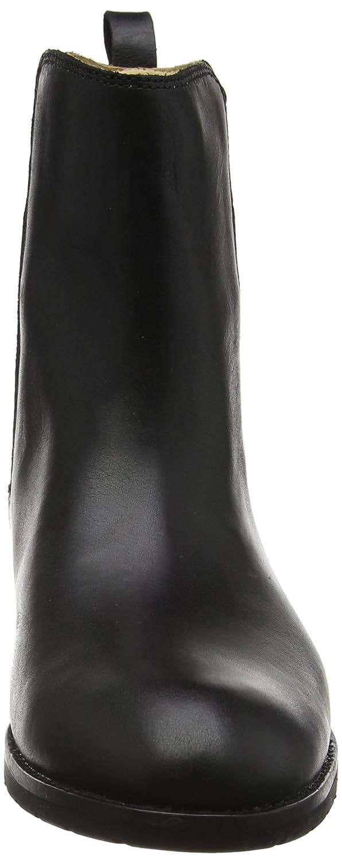 Sebago Sebago Sebago Damen Nashoba Chelsea Stiefel Schwarz (schwarz Leder) 47bd93
