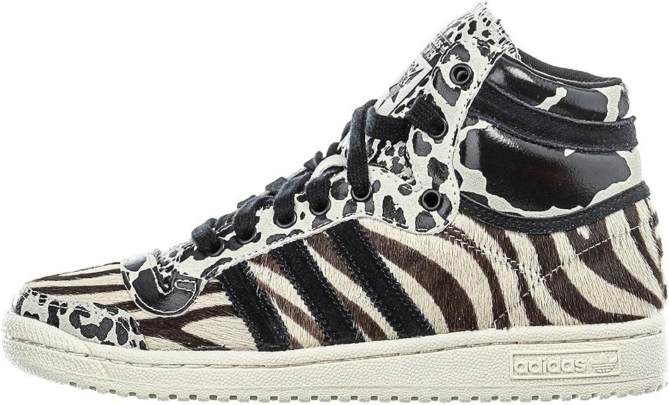 adidas Top Ten Hi Schuhe Sneakers Trainers Damen (37 13