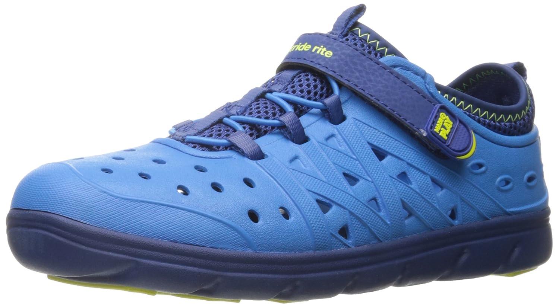 Stride Rite Baby Boys' Made 2 Play Phibian Sneaker Sandal Water Shoe