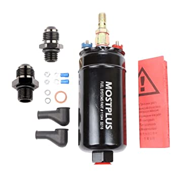 Bomba de combustible universal en línea Mostplus 0580254044 044 (300 LPH): Amazon.es: Coche y moto