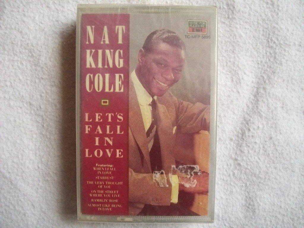 Let\'s Fall in Love [Musikkassette] - Nat \'King\' Cole: Amazon.de: Musik