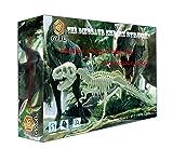 qiaoyun Dino Fossil Dig kit Toys,DIY Puzzle