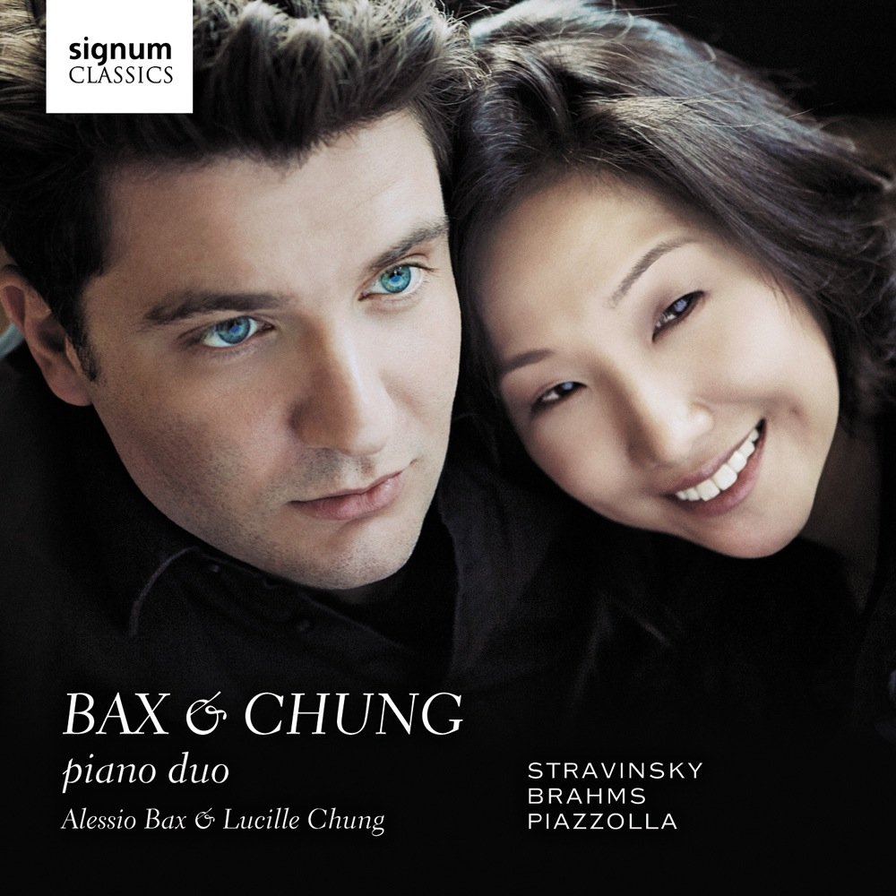 Image result for Alessio Bax and Lucille Chung dec 17