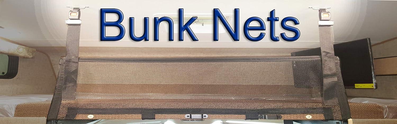 Organized Obie RV Bunk Bed Safety Net