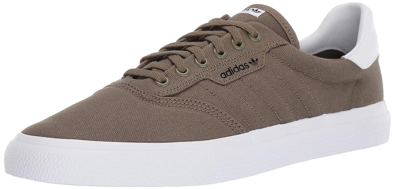 Raw Khaki Raw Khaki Footwear White adidas Originals Unisex 3MC Vulc Fashion Sneakers,