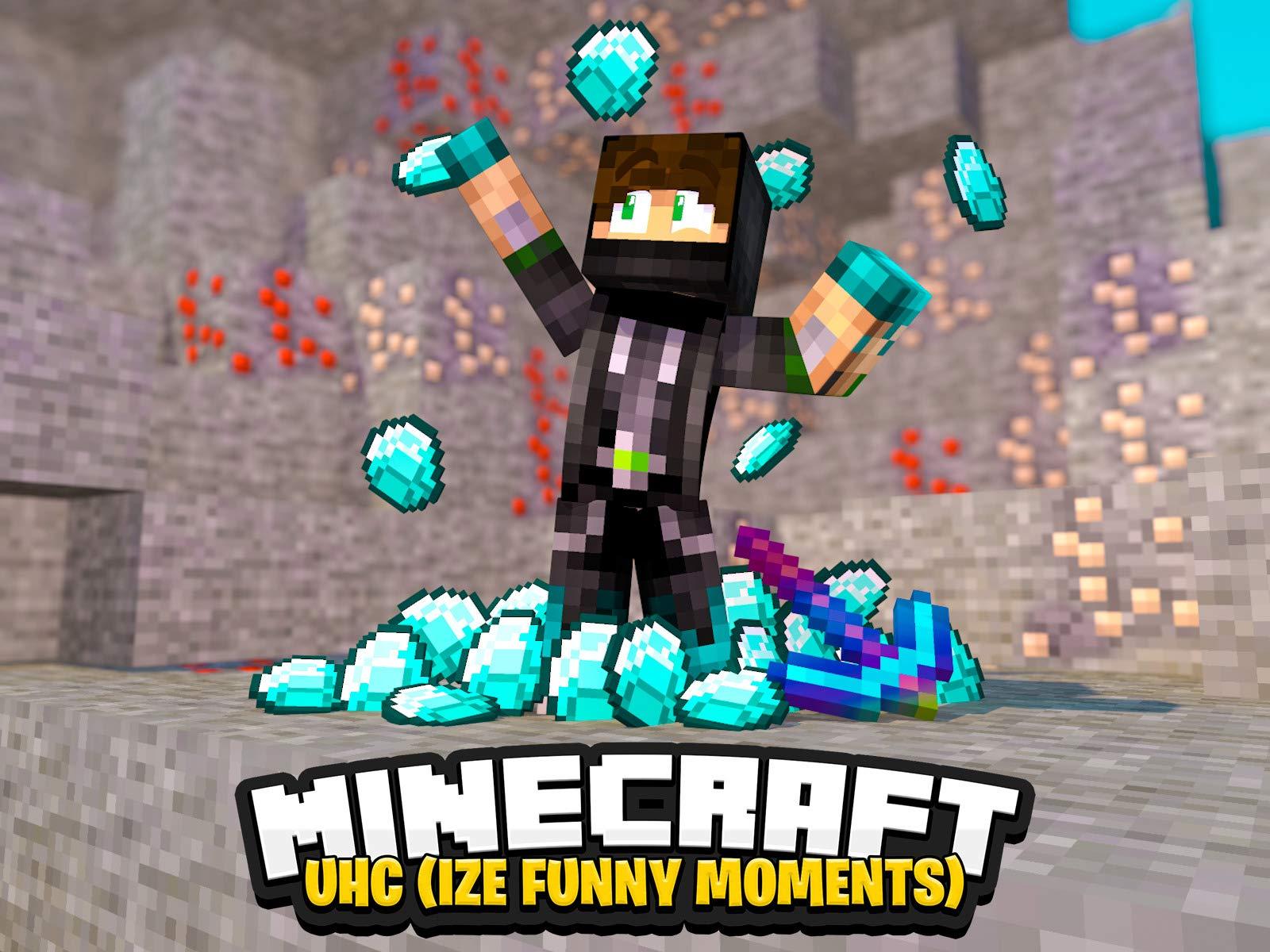 Clip: U.H.C. Minecraft (IZE Funny Moments) - Season 2