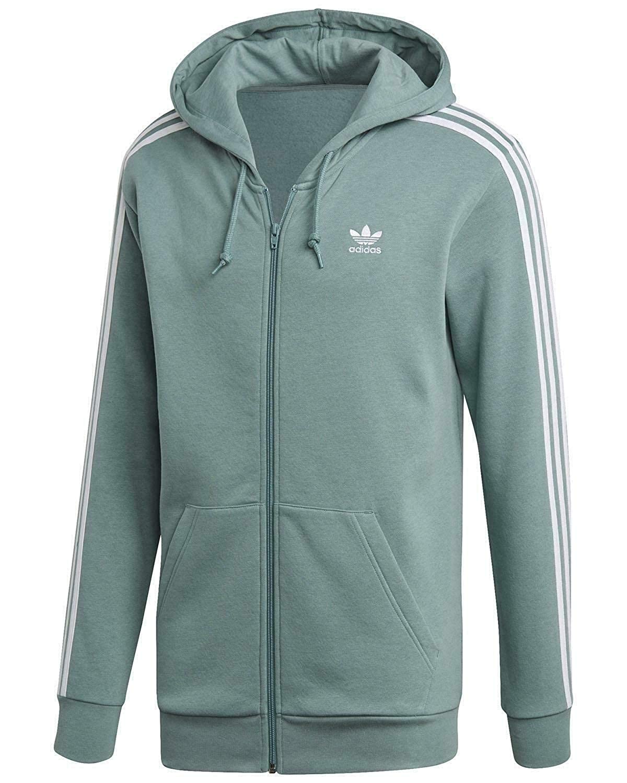 Adidas Adidas Adidas 3-Stripes Zip Hoody Sweatjacke B07NY1WTMM Kapuzenpullover Verpackungsvielfalt 3ffaff