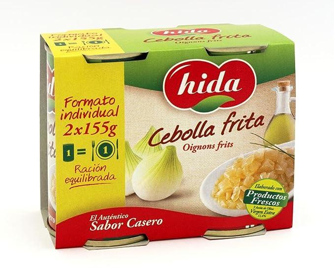 Hida Cebolla Frita, Lata Pack2x155 gr