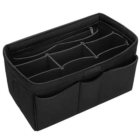 9cbff7446a Ropch Felt Insert Bag Organizer Bag in Bag