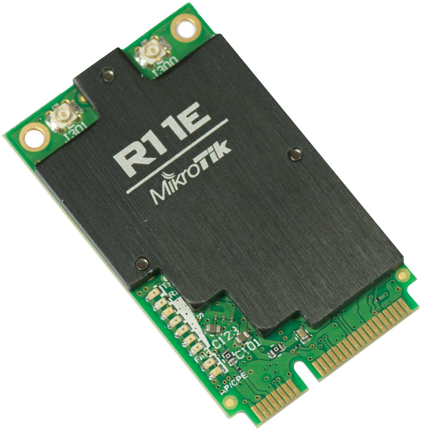 Mini Pcie Mikrotik R11e-2hnd 2.4ghz 802.11b/g 800mw Card 2