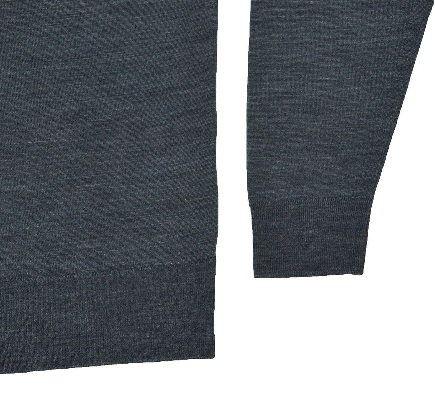 John Smedley Blenheim Pullover V Neck Long Sleeve Knitwear in 100/% Merino Wool