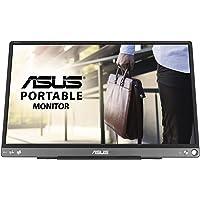 ASUS ZenScreen MB16ACE Portable USB Monitor- 15.6 inch Full HD, Hybrid Signal Solution, USB Type-C, Flicker Free, Blue…