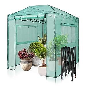 EAGLE PEAK 8'x6' Greenhouse
