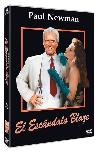 El escándalo Blaze [DVD]: Amazon.es: Paul Newman, Lolita ...
