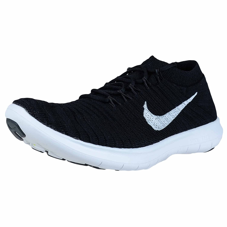 low priced 1b466 6af57 ... usa nike w free de rn motion black flyknit zapatillas white volt dark  de running para