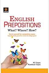 English Prepositions What?Where?How? Kindle Edition