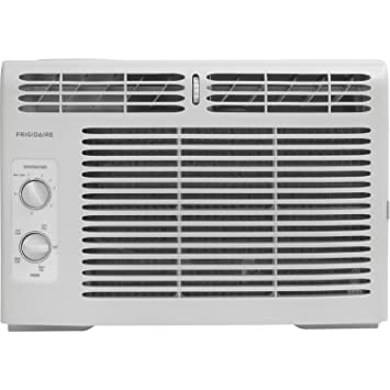 frigidaire ffra0511r1 5 000 btu 115v minicompact air conditioner with