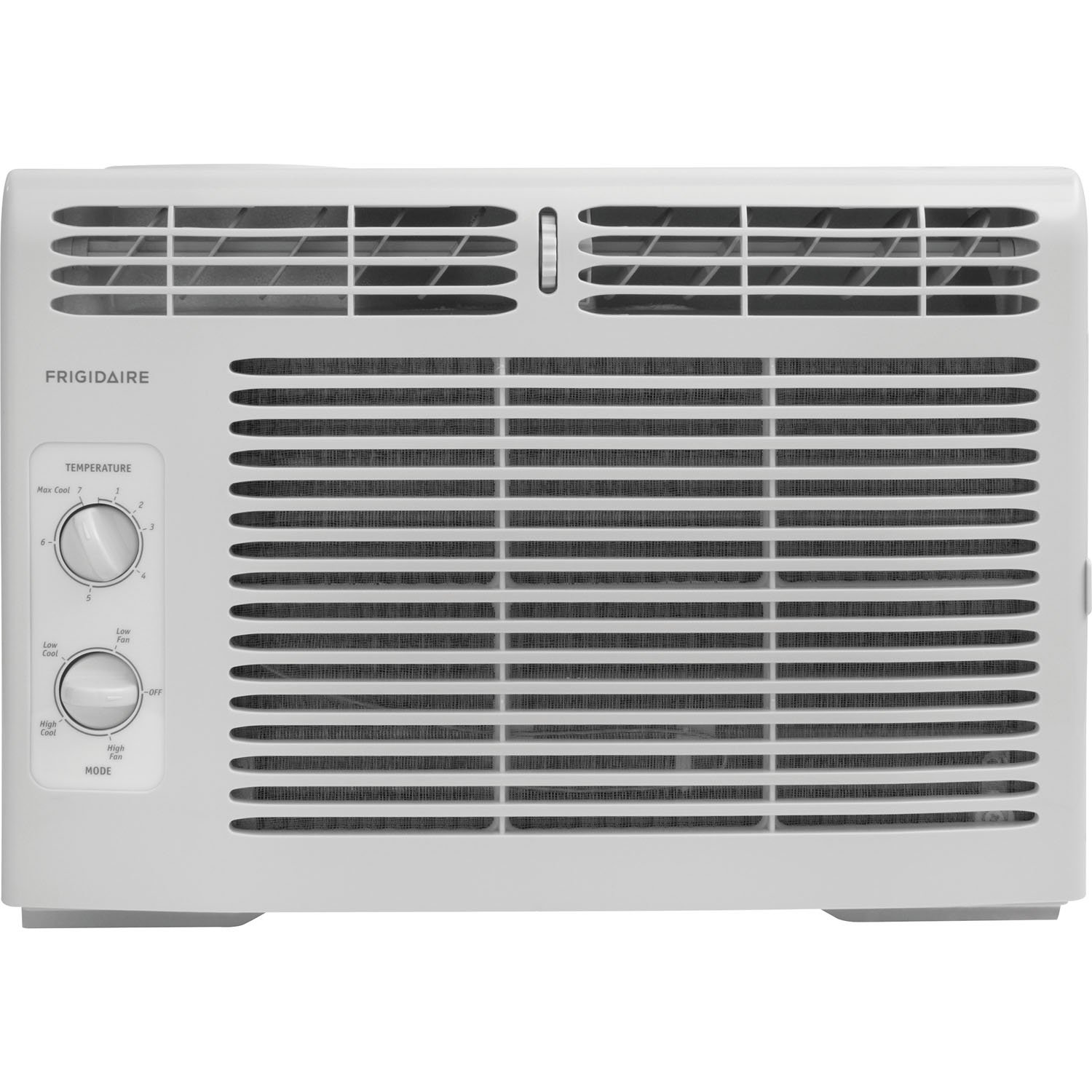 Frigidaire FFRA0511R1 5, 000 BTU 115V Window-Mounted Mini-Compact Air Conditioner with Mechanical Controls by Frigidaire