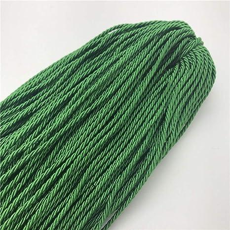 AOM 10 Yardas 3 mm 3 filamento Cuerda de paracaídas Cuerda de ...