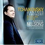 Tchaikovsky: Manfred Symphony Op. 58, Marche Slave Op. 31