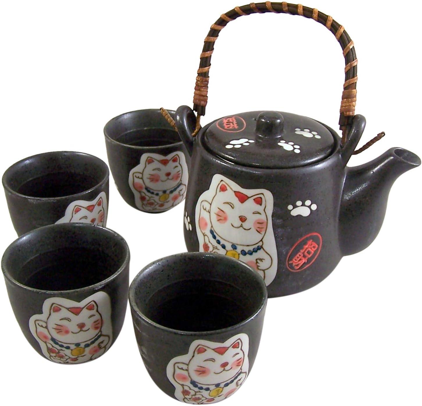 Ceramic Japanese Tea Cups X 2